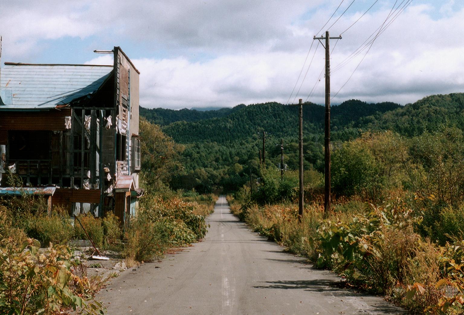北海道1(炭鉱・炭鉱町)その1